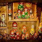 Baboushkas for Sale by pennyswork
