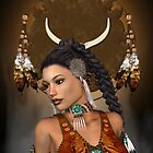 Spirit .. native indian by LoneAngel