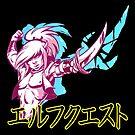 Elfquest Katakana by elfquest
