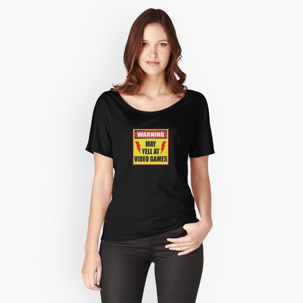 Spielerwarnung Loose Fit T-Shirt