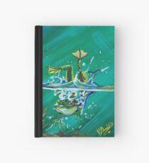Frog Splash #2 Hardcover Journal