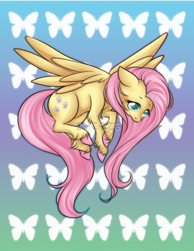 Fluttershy by Xiki-Muffin
