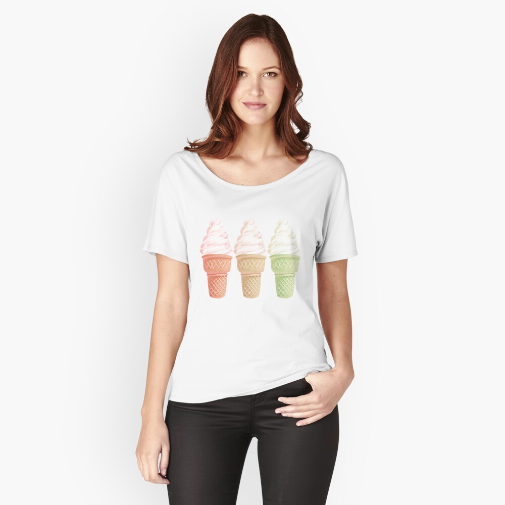 Happinesses II Relaxed Fit T-Shirt