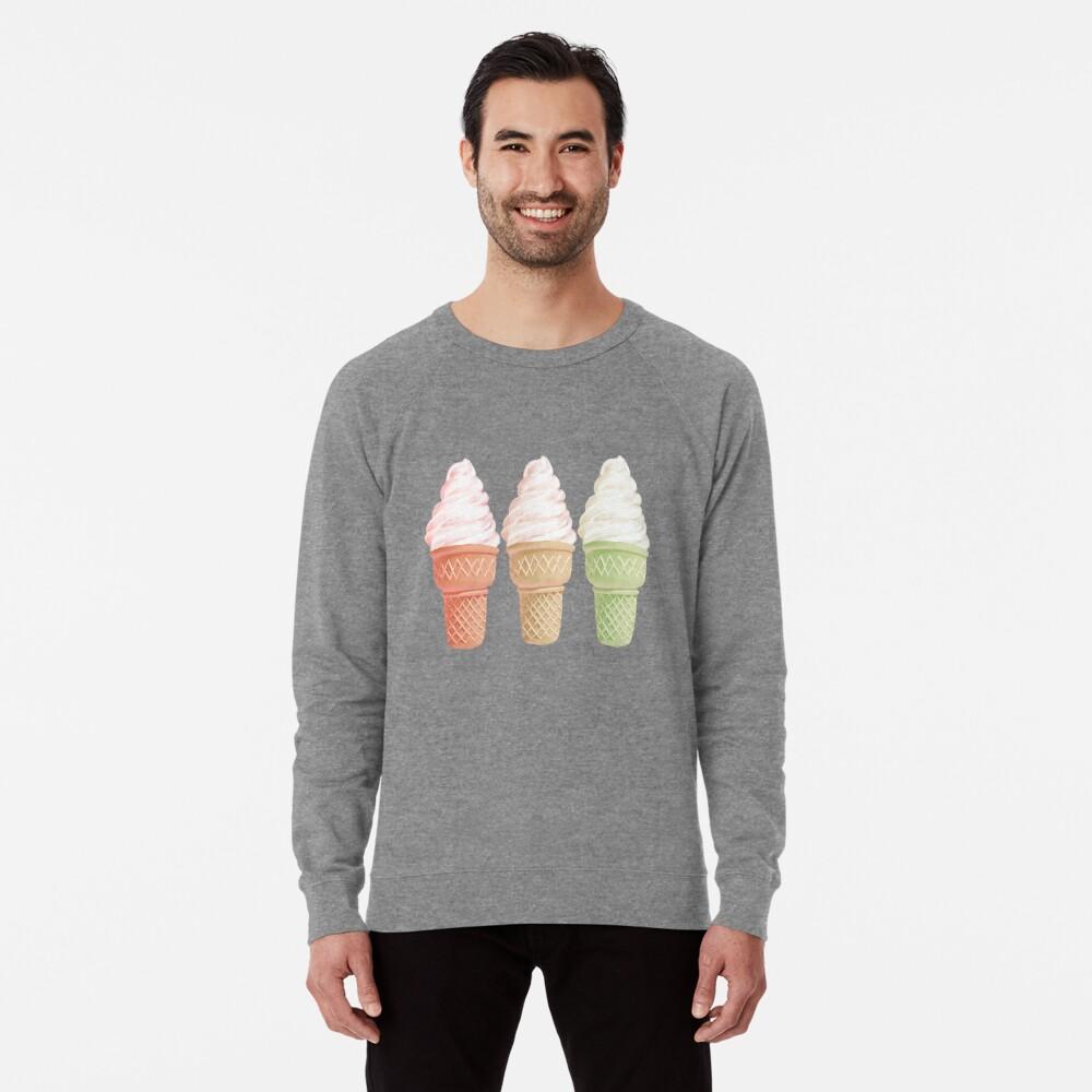 Happinesses II Lightweight Sweatshirt