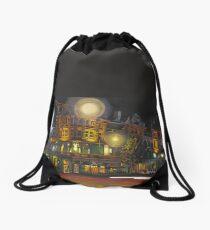 The Shamrock Drawstring Bag