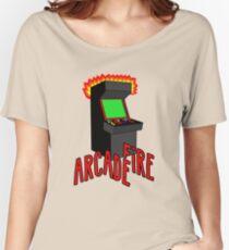Arcade Fire-Literally Women's Relaxed Fit T-Shirt