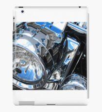 Harley's Lights - Harley Davidson Headlamps iPad Case/Skin