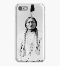 Sioux Chief Sitting Bull iPhone Case/Skin