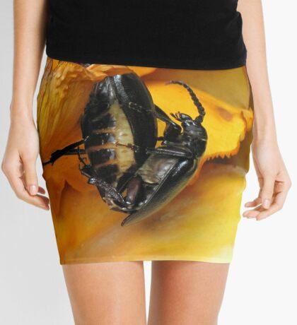 Prionus Laticollis Mating Mini Skirt