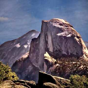 Half Dome - Yosemite National Park, CA by kdxweaver