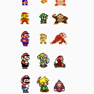 Nintendo by tombowombo