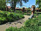 Walsingham Gardens by Audrey Clarke