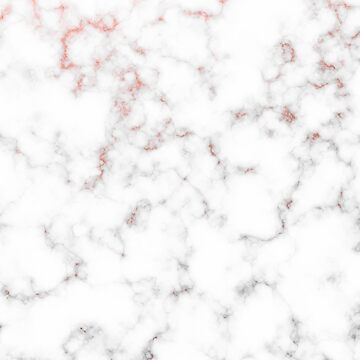 Marble Texture Pattern #8 - White, Red, Rose by iamnickv