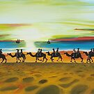 Broome - Cable Beach by Kim Donald