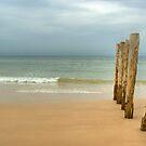 Wissant Beach by Ian Elmes