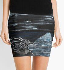 Night Dragons Mini Skirt