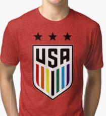 Camiseta de tejido mixto ORGULLO DE USWNT
