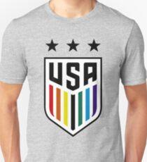 USWNT PRIDE Slim Fit T-Shirt