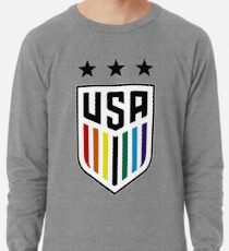 USWNT PRIDE Leichter Pullover