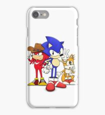Sonic OVA iPhone Case/Skin