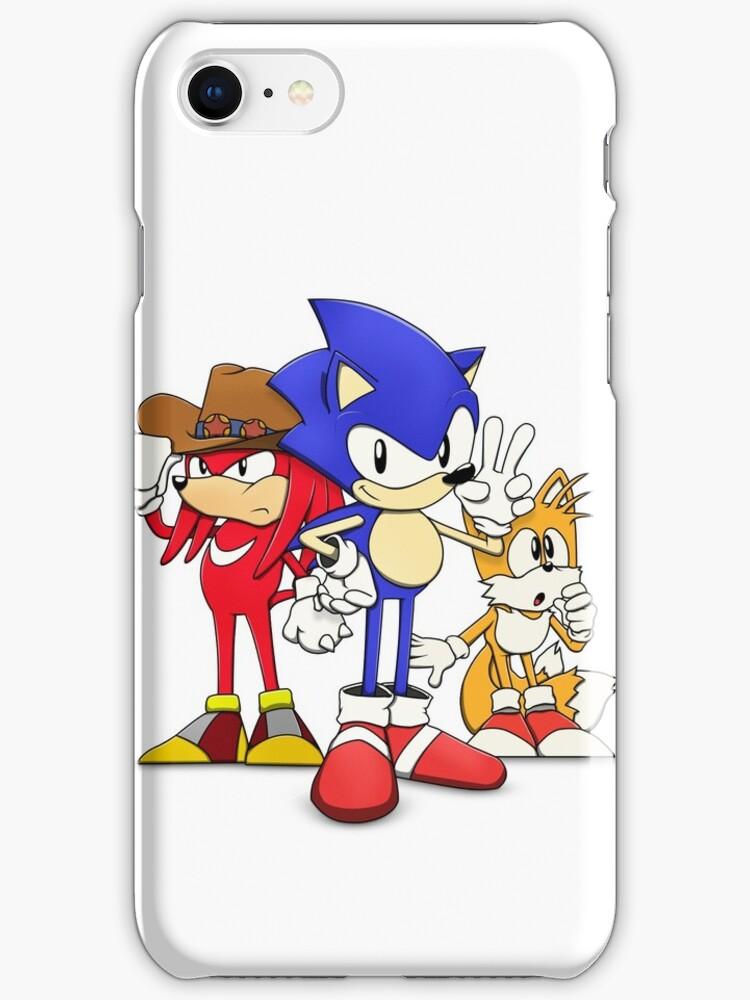 Sonic OVA by patrick Xiii