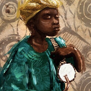 The Talking Drum by kdigraphics