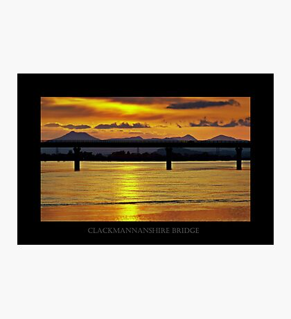Spring Sunset. Photographic Print