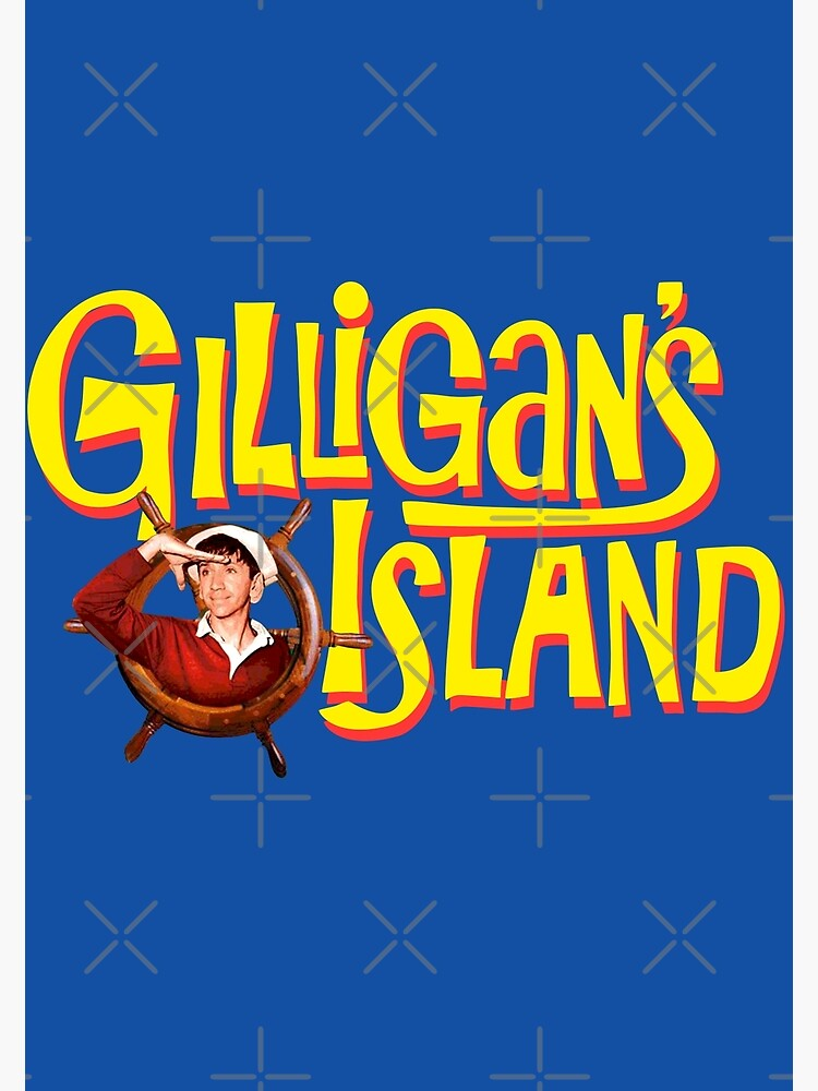 Gilligans Island Shirt by TV-Eye-On-Me