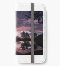 Dusty Pink Sunset iPhone Wallet/Case/Skin