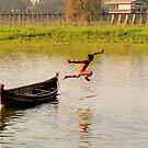 Leaping by Brian Bo Mei