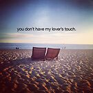 lover's touch by stolen lyric