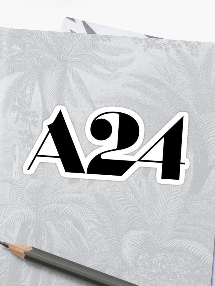 A24   Sticker
