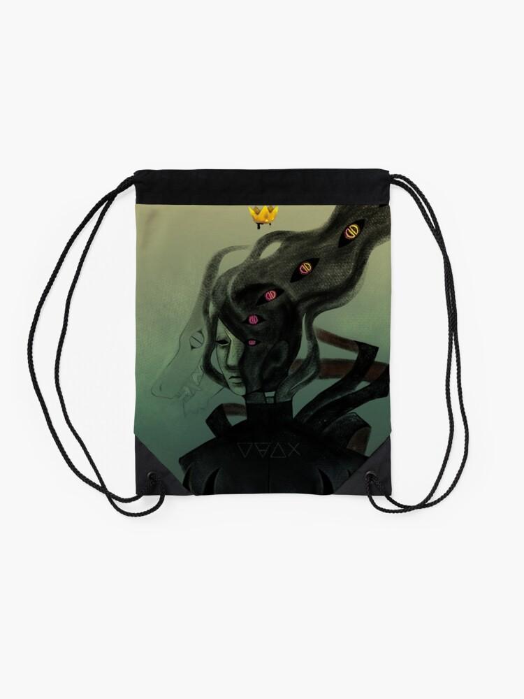 Alternate view of Self Indulgent Drawstring Bag