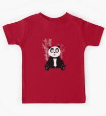 Panda Girl Kids Tee