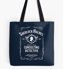 Bolsa de tela El único detective de consultoría del mundo