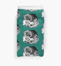 Poseidon's Mistress Alternate Duvet Cover