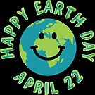 Happy Earth Day by robyriker