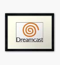 Dreamcast Framed Print