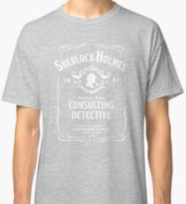World's Only Consulting Detective Classic T-Shirt