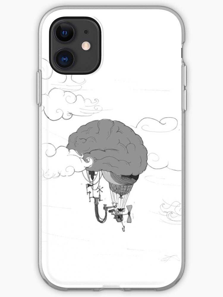 Head in the Clouds iphone 11 case