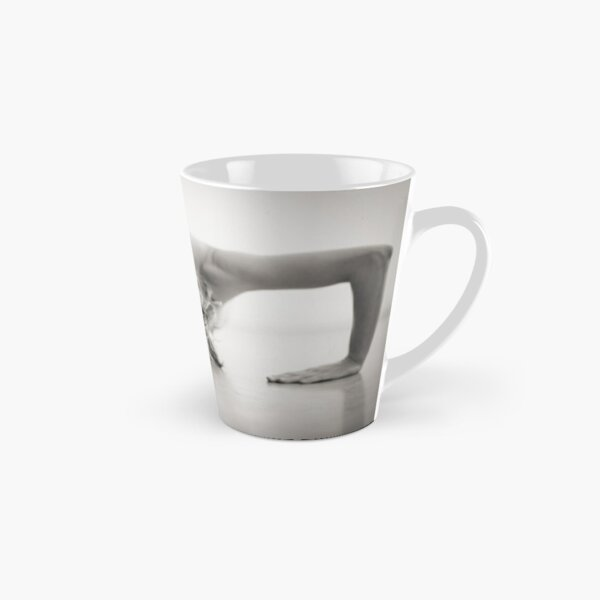 Jo in platinum Tall Mug