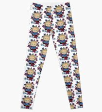 Team Warren Politico'bot Toy Robot Leggings