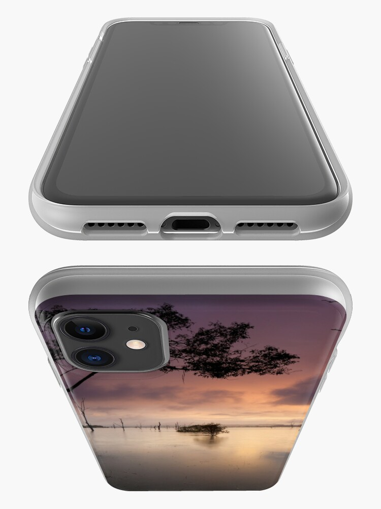 Alternate view of Flooded valley iPhone Case & Cover