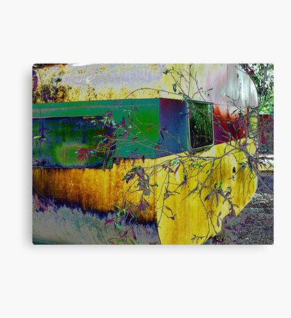 ~~ Give me a Home ~~``Among the Gum Trees~~Caravan  Canvas Print