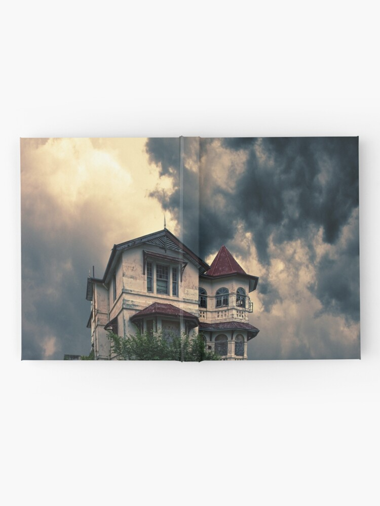 Alternate view of Storm on the horizon Hardcover Journal