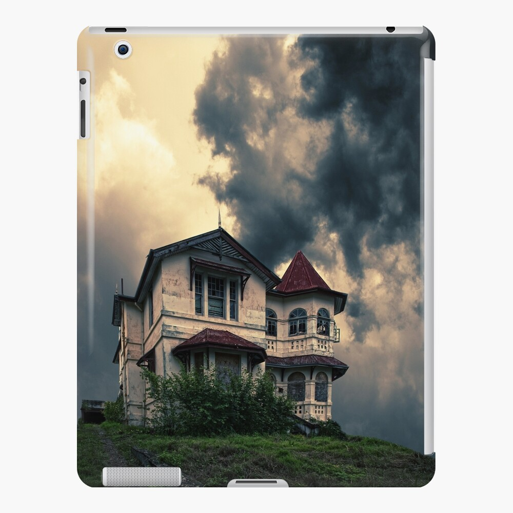 Storm on the horizon iPad Case & Skin