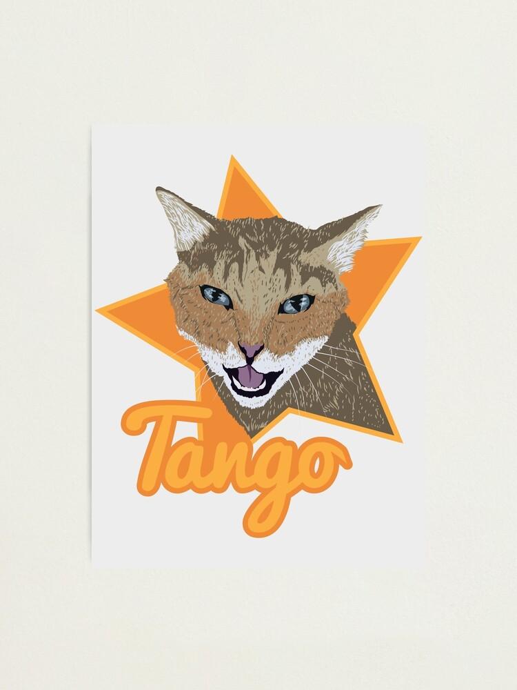 Alternate view of Tango Photographic Print