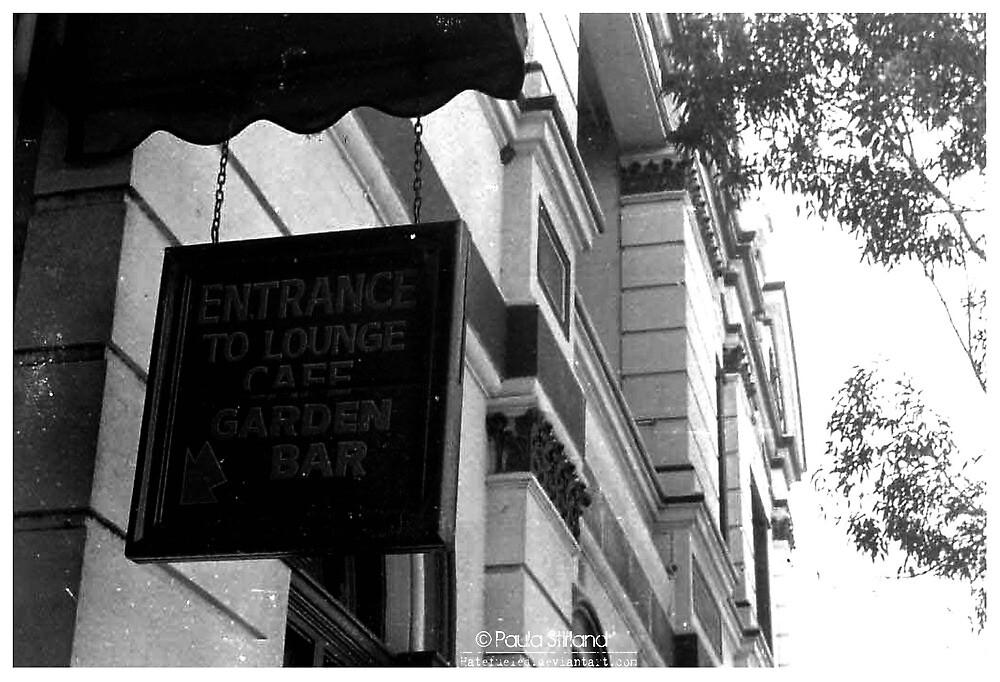 Garden Bar by Gozza