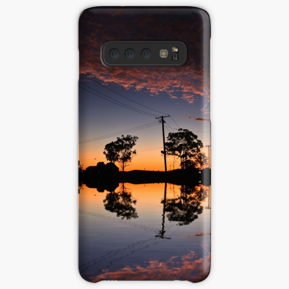 That sky Case & Skin for Samsung Galaxy