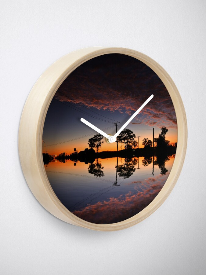 Alternate view of That sky Clock